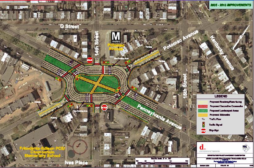 Potomac Ave MAC plan